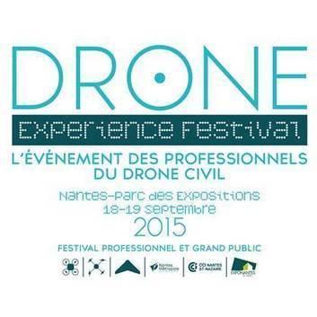 Drone expérience festival - LE DRONOLOGUE | Drone - UAV | Scoop.it