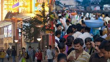 Comparing urbanization in China and India | McKinsey & Company | North America Africa Asia | Scoop.it