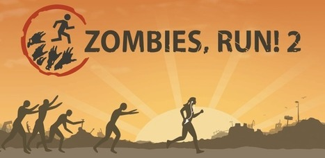 Zombies, Run! 2.4.3 apk +data | Make a random persons day happier | Scoop.it