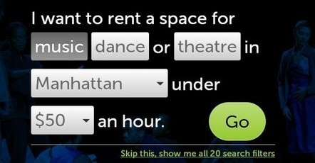 NYC Performing Arts Spaces helps you find, schedule, and rent available rehearsal and performance space | #liquidnews: mobile lifestyle | Scoop.it