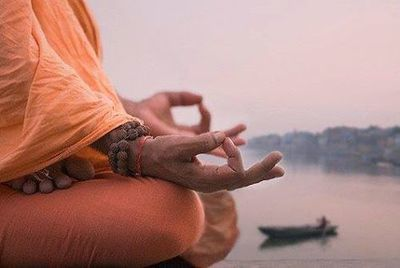 Chin mudra is the essence of all Vedanta.<br/><br/>The thumb signifies the Spirit. Tho | Upanishads and Vedanta | Scoop.it