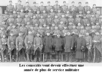 7 août 1913 : Le Sénat vote la loi des trois ans | Mémorial 14-18.net | Nos Racines | Scoop.it