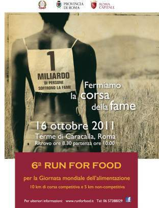 A Race against Hunger - World Food Day October 16th 2011 | Activism, society and multiculturalism | Scoop.it
