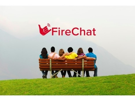 FireChat's Hashtags Help Festival-Goers Find Hot Spots at SXSW | Open Garden Press Coverage | Scoop.it