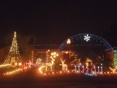 Designs by Vincenza, Inc. Interiors Lights up the Night Sky for the Holidays  | Clearwater Beach Florida | Scoop.it