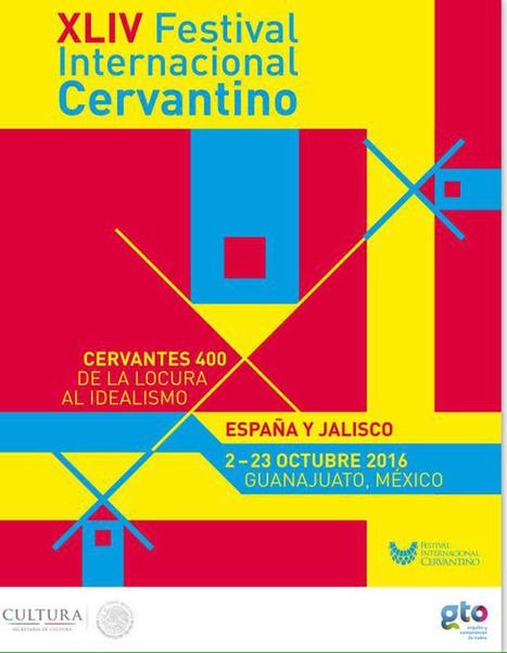 Festival Cervantino rinde el mayor homenaje al autor del Quijote - Proceso | Compañía Nacional de Danza NEWS | Scoop.it