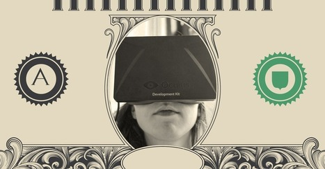 The $40,000 T-Shirt: Oculus Rift and Ownership in Crowdfunding | leapmind | Scoop.it