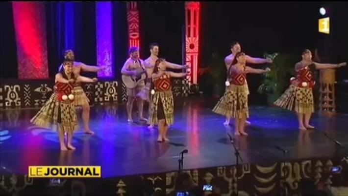 Festival Polynésia : la troupe néo zélandaise enchante le public | Polynésie 1ère | Kiosque du monde : Océanie | Scoop.it
