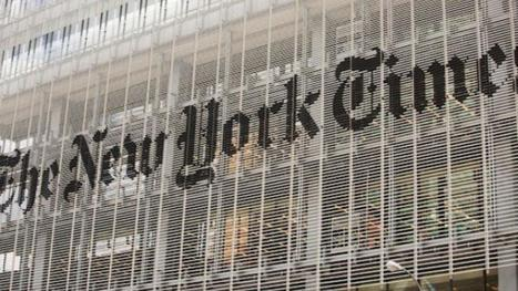 New York Times Digital Subscription Growth Doesn't Offset Ad Sales Slump   New York Times Digital Strategy   Scoop.it