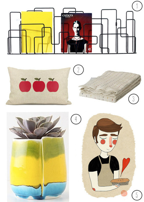 5 Happy Inspirations: Good Mood Treats | Interior Design & Decoration | Scoop.it
