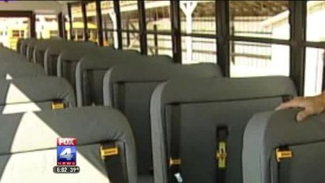 Pembroke Hill installing seat belts and policy on school buses - fox4kc.com | School Bus Regulations | Scoop.it