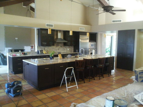 Kitchen Cabinets in Phoenix, AZ by Kitchen AZ   Kitchen Remodeling Phoenix   Scoop.it