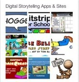 Technology Tidbits: Thoughts of a Cyber Hero: Digital Storytelling Sites & Apps - Pinterest | HPS Technology Best Practices | Scoop.it