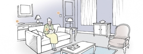 Santé connectée - Le monde 4.0 émerge chez les seniors - Connected Doctors | NTIC et Santé | Scoop.it