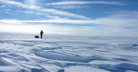 Une expédition scientifique exclusivement féminine part pour l'Antarctique   Planete DDurable   Scoop.it