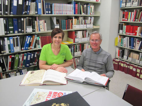 Genealogical Society helping people get in touch with their roots - Chatham This Week   German Genealogy   Scoop.it