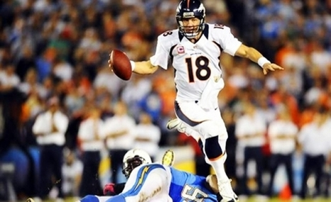 NFL MVP Update - Peyton Manning Should Be MVP 2012 - NFL News Desk | GF derek jeter | Scoop.it