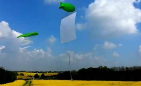 Air HES system to collect water and generate electricity from the clouds | Sustainable Futures | Scoop.it