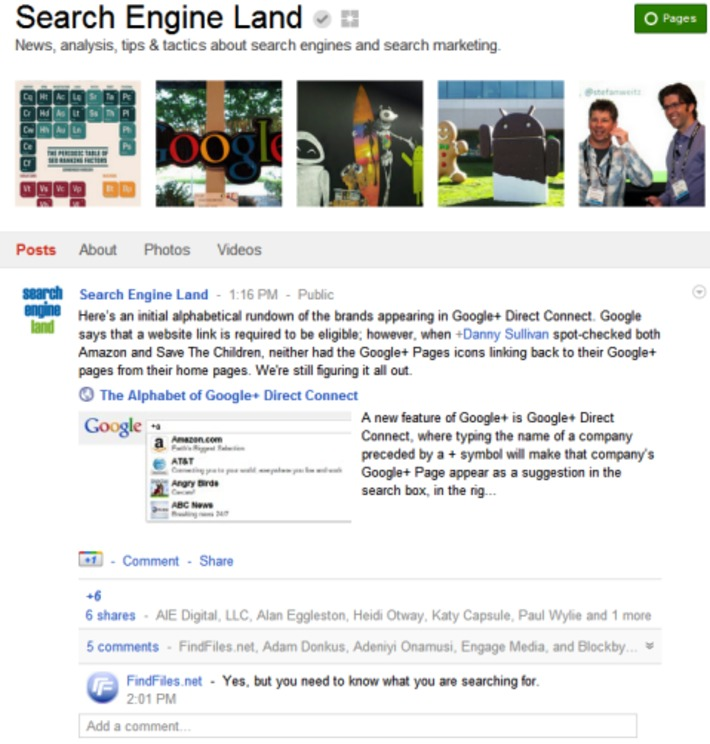 How to Set Up a Google+ Page for Your Brand or Business | Machinimania | Scoop.it