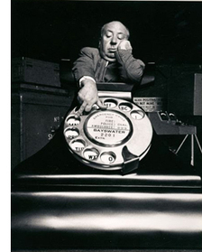 Hitchock en 3D no ano 1953 | DIRECCIÓN foto USC | Scoop.it