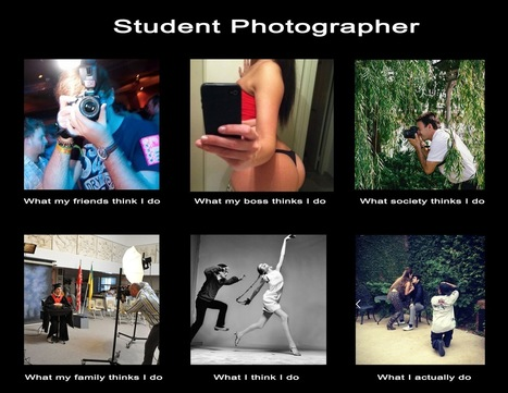 Student Photographer | What I really do | Scoop.it