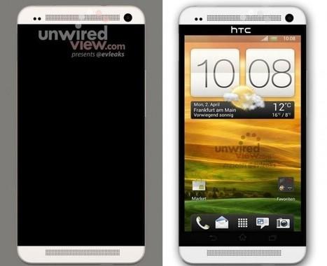 HTC M7, el próximo buque insigna de HTC   Mobile Technology   Scoop.it