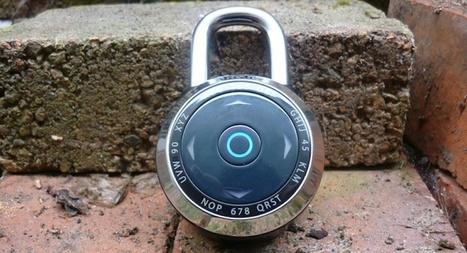 ¿Qué hay dentro de un candado electrónico Masterlock? | tecno4 | Scoop.it