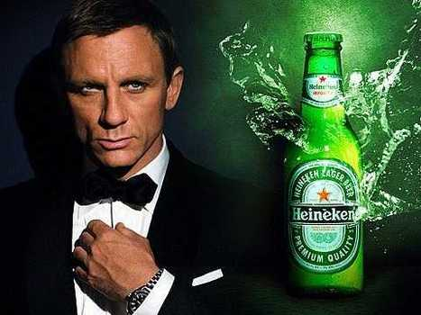 The Evolution Of James Bond Movie Product Placement | FH Bachelor | Scoop.it