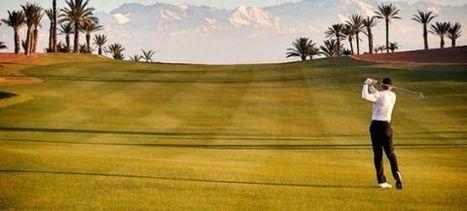 Marrakech désignée destination de golf en 2015 en Afrique et dans les Etats du Golfe | investissement maroc | Scoop.it