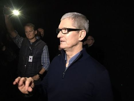 Apple's Cook: 'We're going to kill cash' | Le paiement de demain | Scoop.it