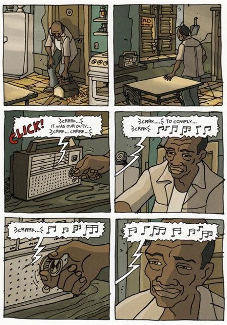 « Quand le jazz est… Quand le jazz est là !... » (2/2) | BD, Comics, Manga... | Scoop.it