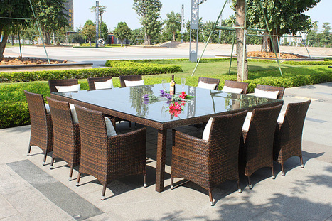 Attend a Garden Rattan Furniture Sale to Select Some Wonderful Pieces for your Garden | rattanfurnituresuk | Scoop.it