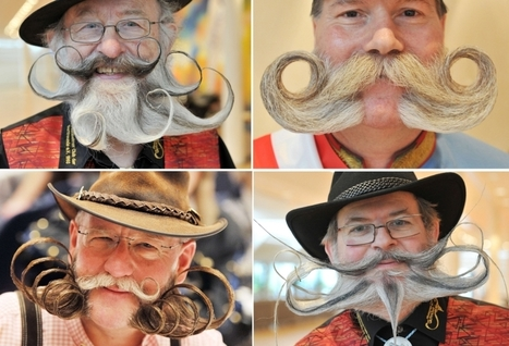 It's the International German Beard Championships | Nemački jezik | Scoop.it