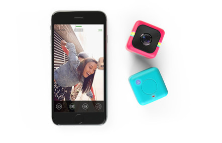 Polaroid Cube+ adds Wi-Fi and smartphone app for more photographic fun | Technological Sparks | Scoop.it