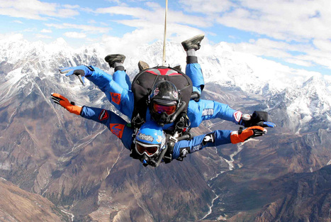 Seven Years In Nepal – The Story of Everest Skydive - dropzone.com   Himalaya Trekking   Scoop.it