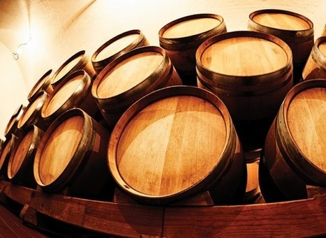 Oak use in Champagne: Just cask | Wine, history and culture... | Scoop.it