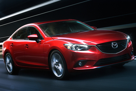 Mobile Tracking Drives Consumer Data to Mazda   International Auto Market Insights   Scoop.it