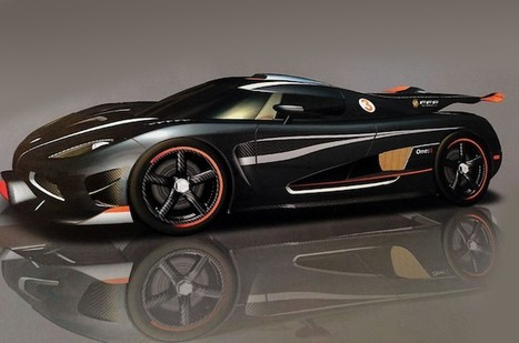 Koenigsegg plotting to unseat Bugatti Veyron as fastest production car with One:1 | Luxury Cars | Scoop.it