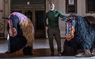 Artist Nick Cave Transforms NYC With Horses and Ailey Dancers - EBONY.com | Social Art Practices | Scoop.it