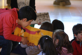 "Hora de ler: ""Compartindo contos"", unha experiencia desde o IES Poeta Díaz Castro (Guitiriz) | Pelas bibliotecas escolares | Scoop.it"