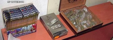 Dos detenidos por distribuir marihuana en una tienda de golosinas ... - La Verdad | thc barcelona | Scoop.it