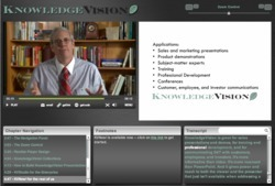 KnowledgeVision, 3Play Media Team Up to Bring Interactive Transcripts to Online Presentations | Cool Stuff! | Scoop.it