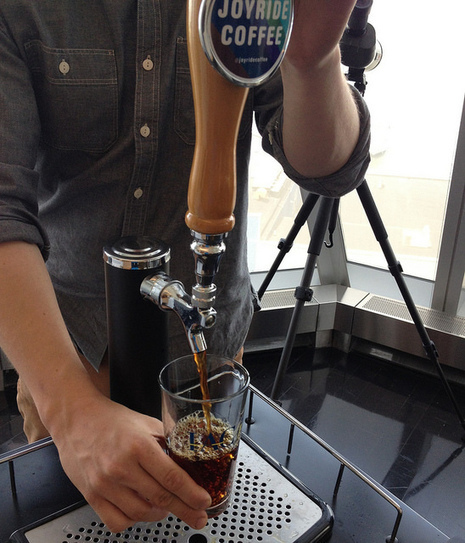 Joyride Coffee Serves Up Cold Brew Coffee by the Keg | Hump day hot sheet -- Jackson Family Wines | Scoop.it