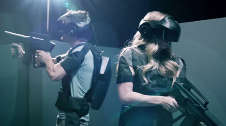 Could The Void be the future of virtual-reality? | Virtual Reality | Scoop.it