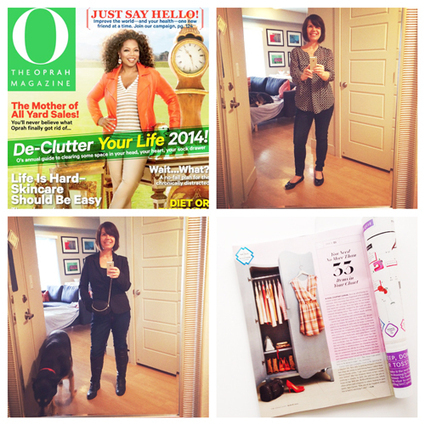 Declutter Your Life with Oprah Magazine and Be More with Less - Be More with Less | Simplicité | Scoop.it