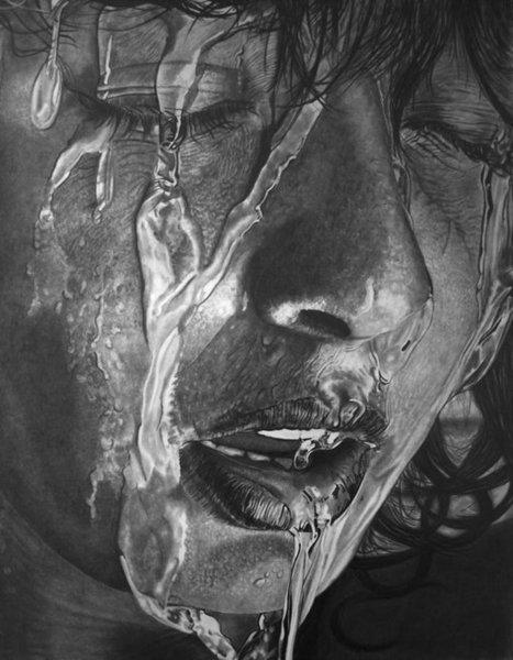 Pencil Drawings by Paul « Cuded – Showcase of Art & Design | Encontro com a Arte | Scoop.it