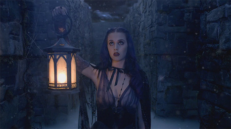 """VFX Snapshot: Katy Perry's """"Wide Awake"""" 