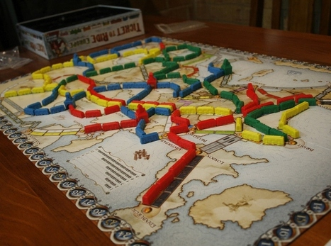 15 Fun Board Games that Exercise Your Brain And Make You Smarter | Using Board Games in ELT | Scoop.it