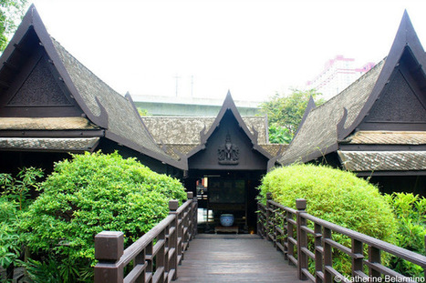 Travel the World: Bangkok's Wat Saket (The Golden Mount) and Jim Thompson House | Travel | Scoop.it