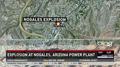 'Suspicious device' explodes at Nogales,AZ power plant...radioactives stolen in Mexico | Littlebytesnews Current Events | Scoop.it
